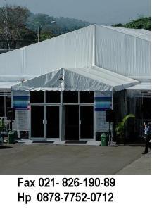 sewa tenda gudang murah